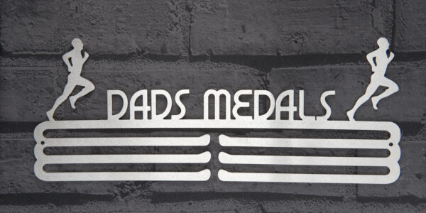 Dads Medals Medal Hanger and Medal Displays from The Runners Wall