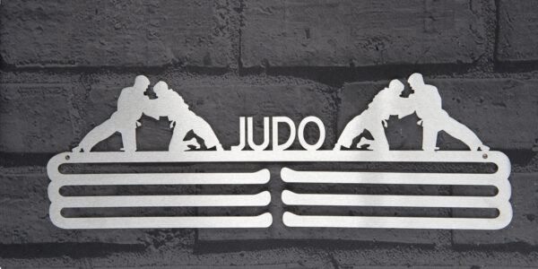Judo Medal Hanger and Medal Displays from The Runners Wall