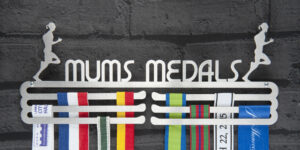 Mums Medals Medal Hanger and Medal Displays from The Runners Wall