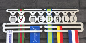 My Medals Medal Hanger and Medal Displays from The Runners Wall
