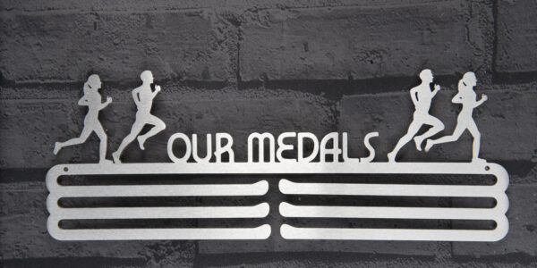 Our Medals Medal Hanger and Medal Displays from The Runners Wall